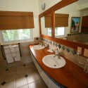 Bathroom in Cabarete hotel suite - 16