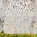 Front of Velero Beach Resort