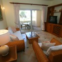 Living room in Cabarete hotel suite - 68